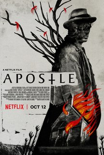 <i>Apostle</i> (film) 2018 English-language thriller film directed by Gareth Evans