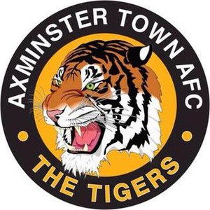 Axminster Town A.F.C. - Image: Axminster Town