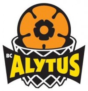BC Alytus - Image: BC Alytus