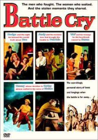 Battle Cry (film) - Battle Cry DVD cover