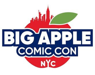 Big Apple Comic Con - Image: Big Apple Comic Con Logo