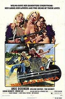 <i>Big Bad Mama</i> 1974 film by Steve Carver