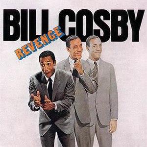 Revenge (Bill Cosby album) - Image: Bill Cosby Revenge