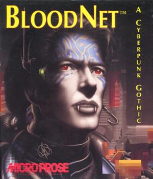 BloodNet - Image: Blood Net Coverart