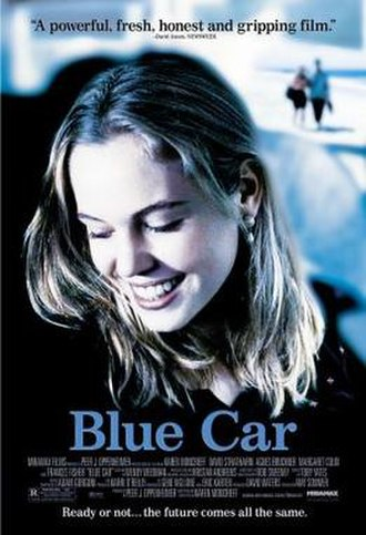 Blue Car - Image: Blue Car Film Poster