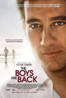 <i>The Boys Are Back</i> (film)