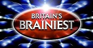 Britain's Brainiest Kid - Image: Britain's Brainiest Kid logo