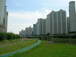 Bundang-gu - Image: Bundang