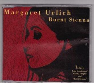 Burnt Sienna (song) - Image: Burnt Sienna by Margaret Urlich