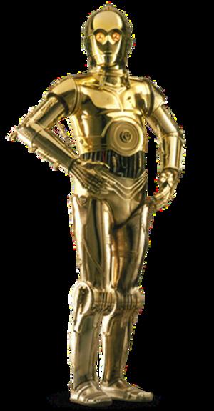 C-3PO - Image: C 3PO droid