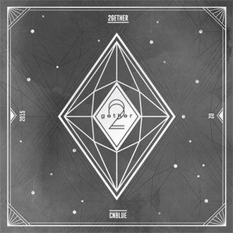 2gether (CNBLUE album) - Image: CNBLUE 2gether