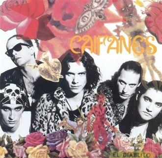 El diablito - Image: Caifanes El Diablito LP cover