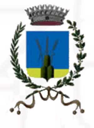 Canale Monterano - Image: Canale Monterano Stemma