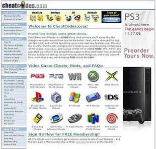 CheatCodes com - Wikipedia