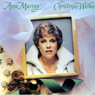 Christmas Wishes (Anne Murray album) - Image: Christmas Wishes