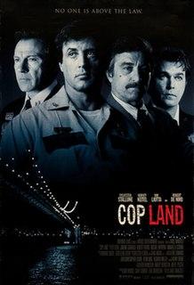 <i>Cop Land</i> 1997 film directed by James Mangold
