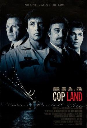 Cop Land - Cop Land promotional poster