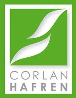 Hafren Power - Image: Corlan Hafren logo