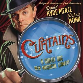 Curtains (musical) - Original Broadway Cast Album