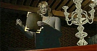D (video game) - Image: D Screenshot 1