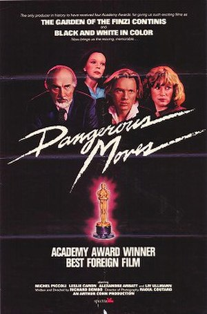 Dangerous Moves - Film poster