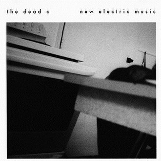 New Electric Music - Image: Dead C New Electric Music