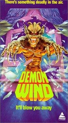 Demon Wind movie