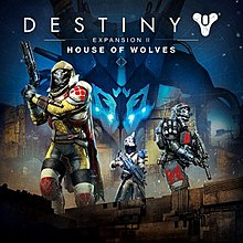 Destiny post-release content - Wikipedia