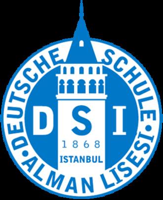 Deutsche Schule Istanbul - Image: Deutsche Schule Istanbul (logo)