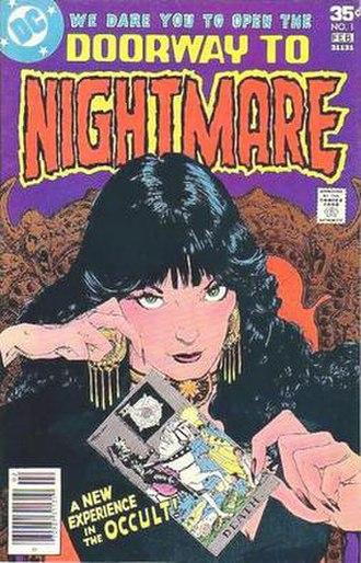 Madame Xanadu - Image: Doorway to Nightmare 1 (1978)