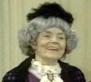 Dorothy Van American actress