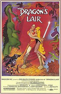 <i>Dragons Lair</i> franchise