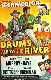 <i>Drums Across the River</i> 1954 film by Nathan H. Juran
