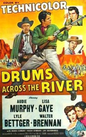 Drums Across the River - Image: Drums Across the River Film Poster