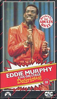 <i>Eddie Murphy Delirious</i> 1983 television film directed by Bruce Gowers