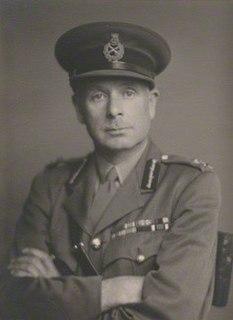 Eric Hayes British Army general