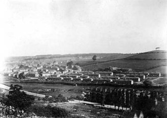 Meanwood - Farm Hill estate