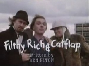 Filthy Rich & Catflap - Series title card