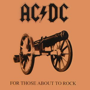 For Those About to Rock We Salute You - Image: For Those About To Rock ACD Calbum