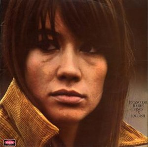 Françoise Hardy Sings in English - Image: Françoise Hardy Sings in English, UK 66