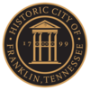 Official seal of Franklin, Tennessee