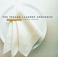 French Laundry Cookbook Cover