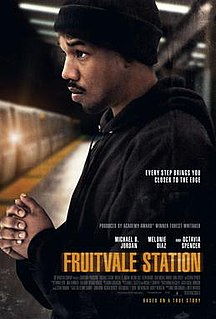 <i>Fruitvale Station</i> 2013 film by Ryan Coogler