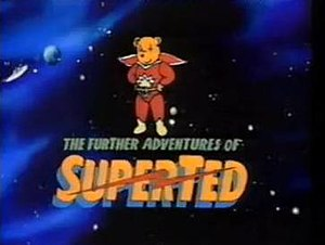 The Further Adventures of SuperTed - Opening titles