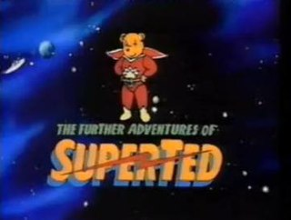 <i>The Further Adventures of SuperTed</i>