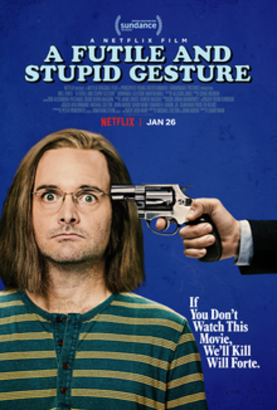 Picture of a movie: A Futile And Stupid Gesture