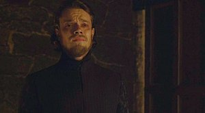 Unbowed, Unbent, Unbroken - Theon is forced to watch in terror as Sansa is raped.