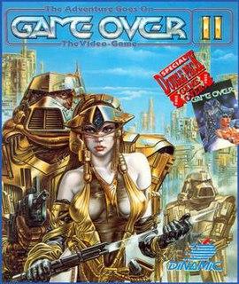<i>Game Over II</i> 1987 video game
