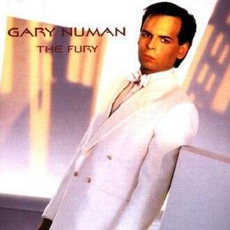 The Fury (album) - Image: Gary Numan The Fury UK