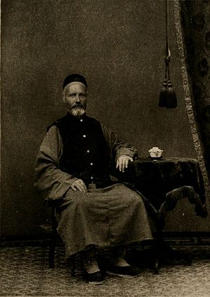 James Gilmour (missionary) - James in Chinese Dress